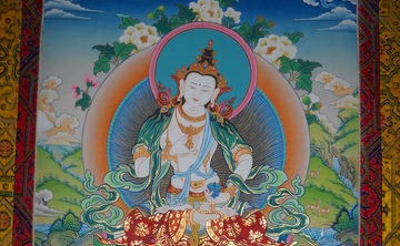 Dakini Yeshe Tsogyal Empowerment and Dorje Sempa Empowerment