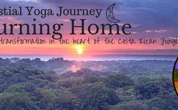 Returning Home A Celestial Yoga Journey