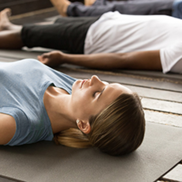 Yoga Nidra for Complete Relaxation and Stress Relief 2019