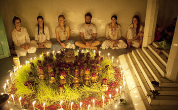 28 Day Traditional Tantra Ashram Life Immersion Program