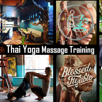 Thai Yoga Massage Training & River Safari in Costa Rica