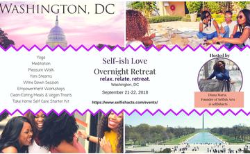 Self-ish Love Overnight Retreat