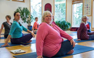 10-Day Yoga Retreat at Yasodhara Ashram in Kootenay Bay, BC
