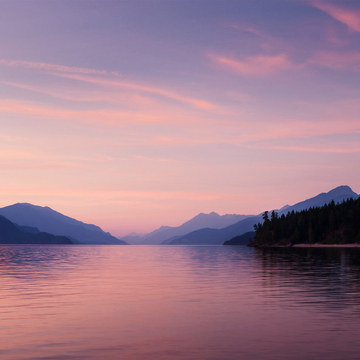 Breath: The Invisible Work - 2 Night Yoga Retreat at Yasodhara Ashram in Kootenay Bay, BC