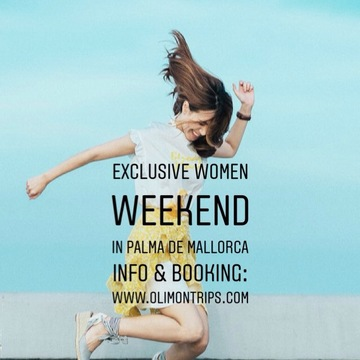 Exclusive Women Weekend in Palma de Mallorca