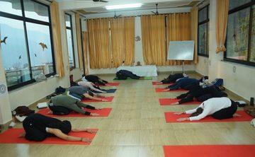 200 Hour Yoga Teacher Training in Rishikesh, India