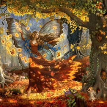 Letting Go of What No Longer Serves: Autumn Equinox Meditation