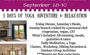 Catskills Yoga Retreat
