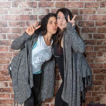 Cindy Valentine & Michelle DeNicola