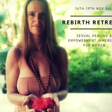 Rebirth Womens Retreat Bali