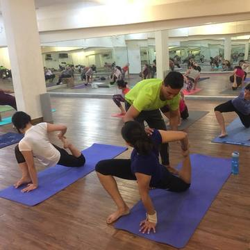 Yoga Classes in South Delhi