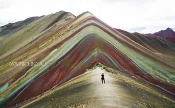 Rainbow Mountain 1d.