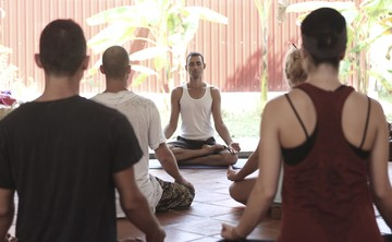 28 Days Yoga & Meditation Retreat Programme in Cambodia