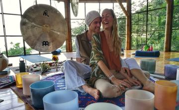 100hr Sound Ceremony Retreat: July 2019