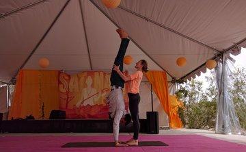 Illumination and Vibration: Yoga and Sound Retreat