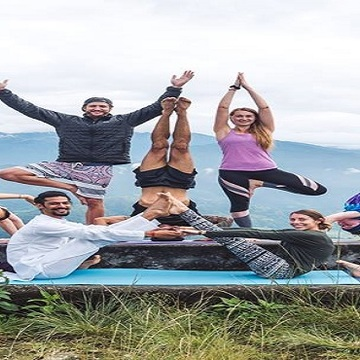 Yoga Holidays in Nepal