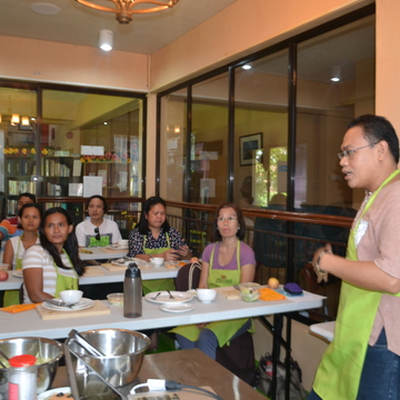 Plant Based Whole Food Raw Vegetarian Demo-Workshop