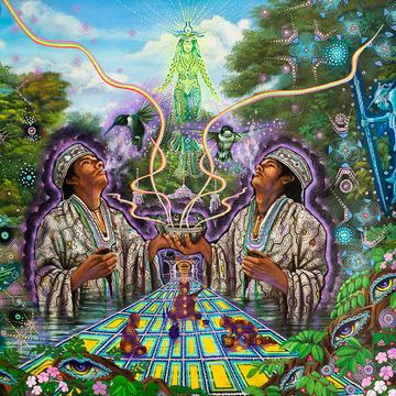 Ayahuasca &  Sacred  Plants