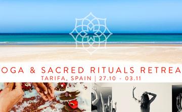 Yoga and Sacred Rituals Retreat in Tarifa