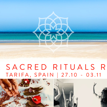 Yoga and Sacred Rituals Retreat in Tarifa