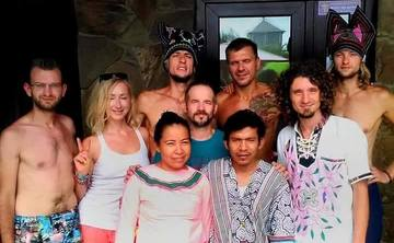 11 Day(6 Ceremonie) Divine Healing Ayahuasca Inner Work Yoga and Meditation Retreat