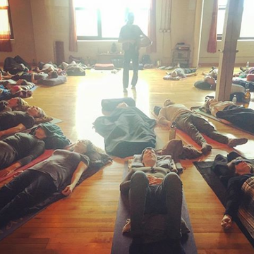 Primordial Breathwork Teacher Training