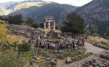 Delphi:  Summer Pranafication Retreat