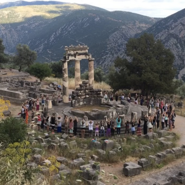 DELPHI:  Summer Pranafication Retreat