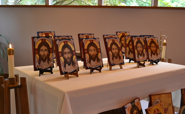Iconography Workshop and Retreat 2019