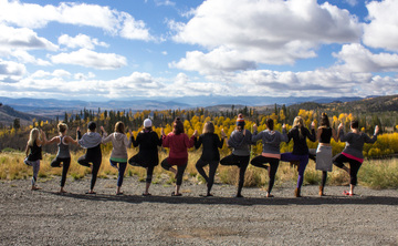Women's Wellness Weekend with Wild Souls Yoga