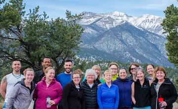 Meditation, Yoga & Mineral Springs Retreat