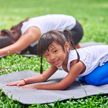 Nitya Living® Kid's Yoga Training