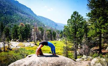 Women, Wild(er)ness, & Wildlife - A Fall Retreat to the Rockies  October 5th - 7th, 2018