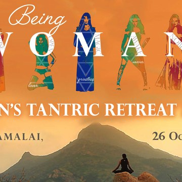 Being Woman Retreat - India