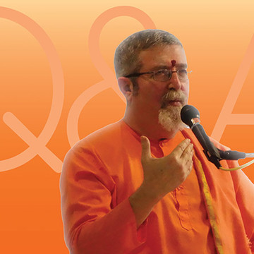 Questions and Answers on Yoga and Spiritual Life
