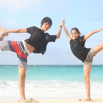Teen Holiday Yoga Program