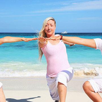 Stress Management Through Yogic Practices