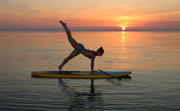 SUP Yoga Retreat July 2019
