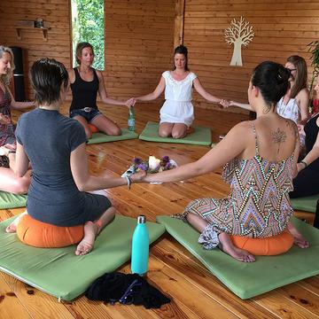 Stillness & Sensuality Women's Retreat in Spain