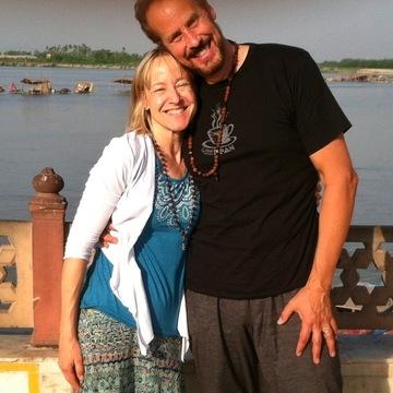 Benjy and Heather Wertheimer