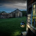 Cobblestone farm retreat