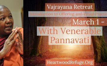 Vajrayana Retreat: Introduction to Offering and Ritual Practice