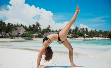 8 Days Paradise Yoga & Healing Food Retreat in Zanzibar, Tanzania
