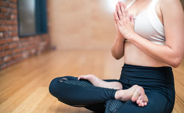 Yoga with Tom Lee