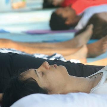 Passive Yoga Retreat: Deepening into Stillness