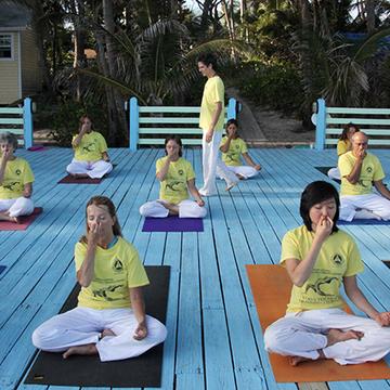 Advanced Yoga Teacher Training Course