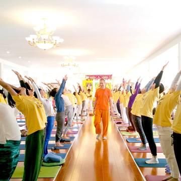 Yoga Teacher Training Course in Vietnam