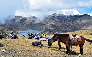 Spiritual and Adventurous Trek to the Mystical Lands of the Q'eros Nation