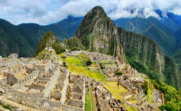 Find Yourself in the Lost City of Peru, Machu Picchu with Andrea Marcum