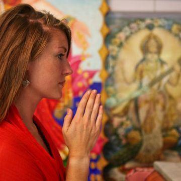 Sadhana: Maintaining a Daily Spiritual Practice